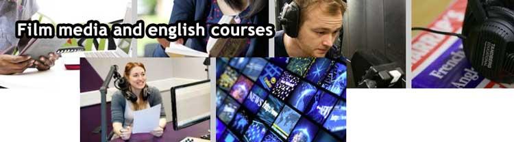 สมัครเรียนต่อปริญญาตรีอังกฤษลอนดอน ด้าน Film Media and Englishที่ Middlesex University London