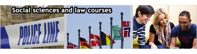 สมัครเรียนต่อปริญญาตรีอังกฤษลอนดอน ด้าน Social Sciences and Law ที่ Middlesex University London