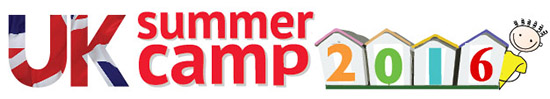 summer camp in UK 2016