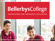 Top Bellerbys College students