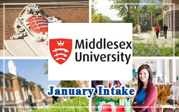 สมัครเรียนต่อปริญญาโท ป.ตรีอังกฤษ มกราคม Middlesex University เมือง London UK