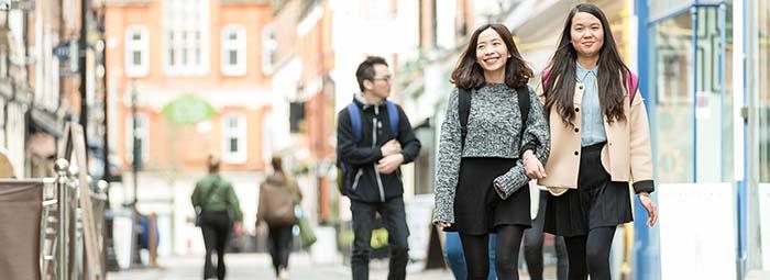 สมัครเรียนต่อปริญญาตรีอังกฤษ UniverSity of Leicester - student_life