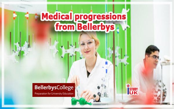 เรียนต่อแพทย์ ทันตแพทย์ สัตวแพทย์ ประเทศอังกฤษ A-Level Foundation ที่ Bellerbys College