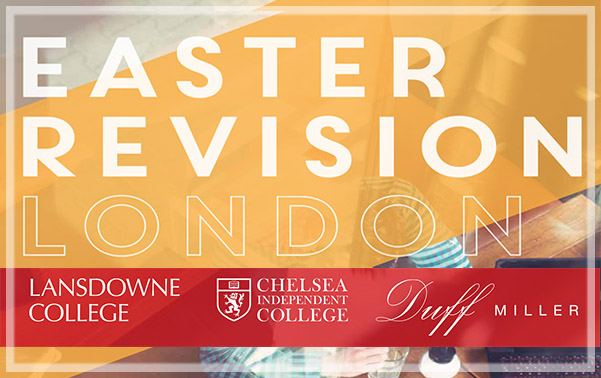 easter-revision-london-april-2017-ALevel-GCSE-IGCSE
