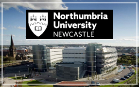 สมัครเรียนต่อปริญญาโท ปริญญาตรีอังกฤษ Northumbria University เมือง Newcastle UK Study UK