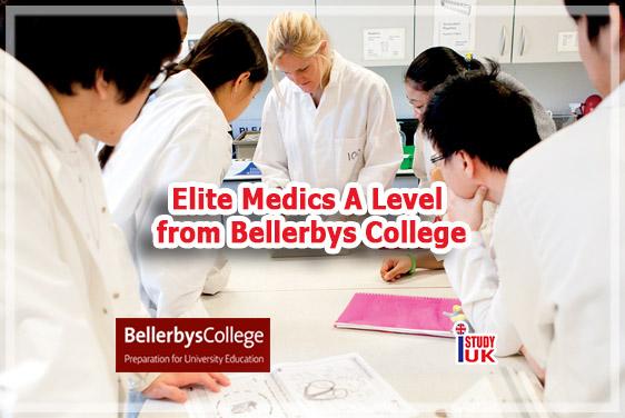 หลักสูตรเตรียมเข้าหมอประเทศอังกฤษ เรียน A Level เข้มข้นพร้อมติวสัมภาษณ์หมอ elite-medics-a-level-bellerbys-college-medicine