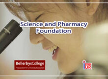 science-pharmacy-foundation-bellerbys college เข้าหมอ Biomed Science