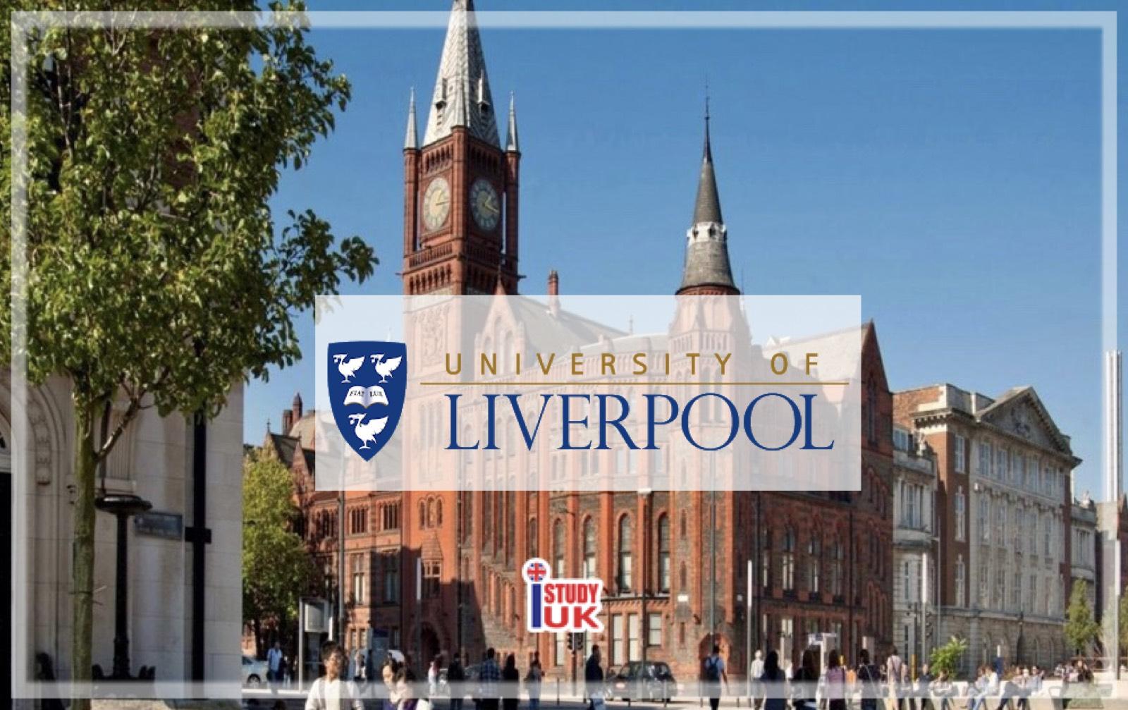 สมัคร university of liverpool เรียนต่อประเทศอังกฤษ ปริยญาโท ปริญญาตรี ลิเวอร์พูล MBAfootball