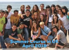 Summer camp and summer course in the UK April 2019 ซัมเมอร์ประเทศอังกฤษ เมษายน 2562