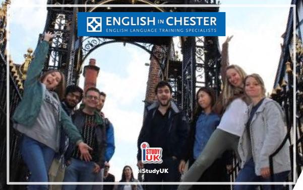 โรงเรียนภาษาอังกฤษ หนึ่ง ที่ดีที่สุดในประเทศอังกฤษ English in Chester