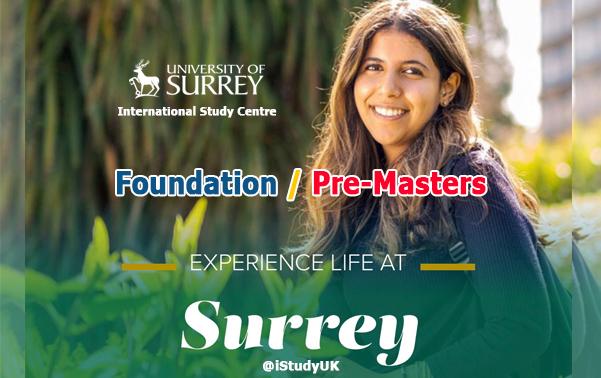 university-of-surrey-isc-foundation-premasters-uk-เรียนต่อประเทศอังกฤษฟาวเดชั่นพรีมาสเตอร์