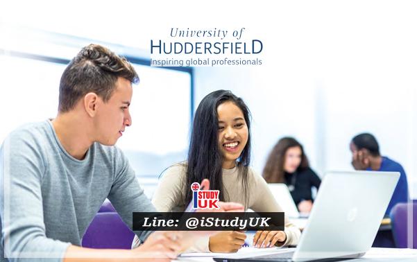 huddersfield-university-study-uk-apply-thailand-2020 สมัครเรียนต่อปริญญาโทอังกฤษ Huddersfield University