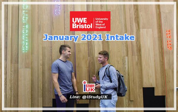 เรียนต่อโทอังกฤษ บริสทรัล uwe-bristol-uk-january-2021-pg-master-degree