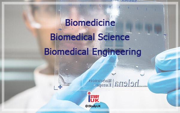 สมัครเรียนกับ iStudyUK สมัครเรียนกับ iStudyUK เรียนต่อปริญญาตรีประเทศอังกฤษ Bio Medical Science Biomedical Engineering Biomedicine 2019 กับ เอเยนซี่ I Study UK ปรึกษาฟรีดูแลตลอดระยะเวลาในต่างแดน เจ้าหน้าที่ I Study UK ผ่านการอบรมความรู้เฉพาะโดย British Council