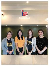 รูปนักเรียนที่ I Study UK ดูแล - เลือกเอเจนซี่เรียนต่ออังกฤษ I Study UK...We focus only UK - 108