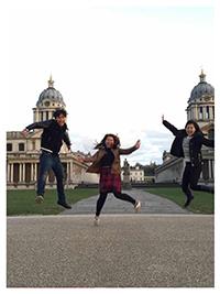 รูปนักเรียนที่ I Study UK ดูแล - เลือกเอเจนซี่เรียนต่ออังกฤษ I Study UK...We focus only UK - 19