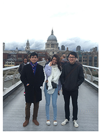 รูปนักเรียนที่ I Study UK ดูแล - เลือกเอเจนซี่เรียนต่ออังกฤษ I Study UK...We focus only UK - 22