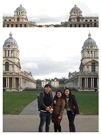 รูปนักเรียนที่ I Study UK ดูแล - เลือกเอเจนซี่เรียนต่ออังกฤษ I Study UK...We focus only UK - 29