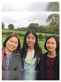 รูปนักเรียนที่ I Study UK ดูแล - เลือกเอเจนซี่เรียนต่ออังกฤษ I Study UK...We focus only UK - 33