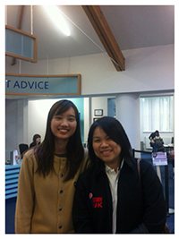 รูปนักเรียนที่ I Study UK ดูแล - เลือกเอเจนซี่เรียนต่ออังกฤษ I Study UK...We focus only UK - 44