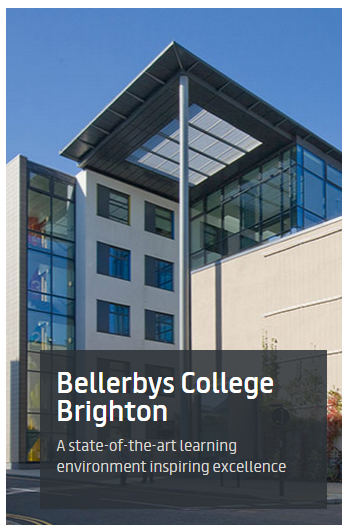 Bellerbys College Brighton Thai Student Top uk university at Brighton กับ I Study UK