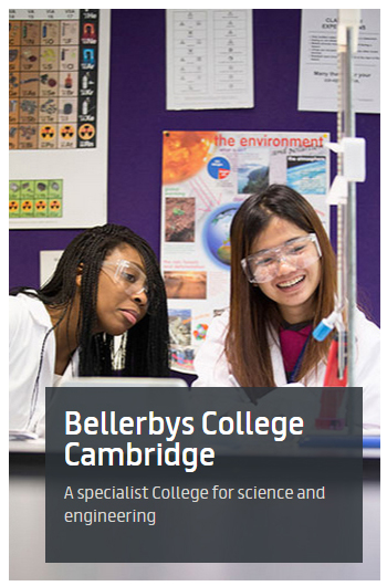Bellerbys College Brighton Thai Student Top uk university at Cambridge กับ I Study UK