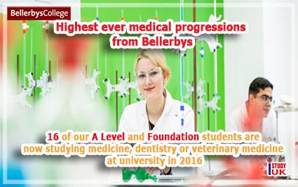 เรียนต่ออังกฤษ Bellerbys College A-level foundation bellerbys เรียนต่อแพทย์อังกฤษ ในอังกฤษสมัคร Bellerbys College กับ เอเยนซี่ I Study UK