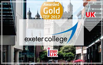 สมัครเรียนเรียนต่อ A-Level, IB and Foundation ที่ประเทศอังกฤษ ณ Exeter College UK