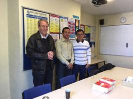 เรียนต่ออังกฤษ English in Chester School โรงเรียนสอนภาษาเน้นคุณภาพชั้นนำในประเทศอังกฤษ สมัคร English in Chester School Logo กับ เอเยนซี่ I Study UK ปรึกษาฟรีดูแลตลอดระยะเวลาในต่างแดน