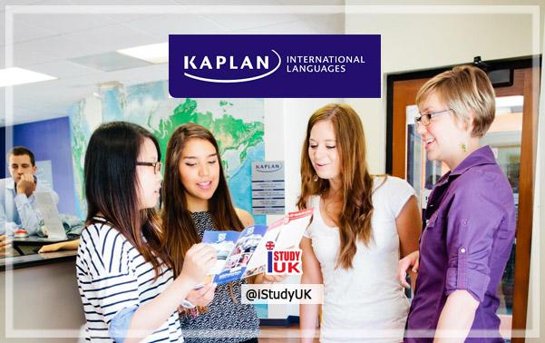 โปรโมชั่นเรียนภาษาอังกฤษที่ Kaplan UK ประเทศอังกฤษ