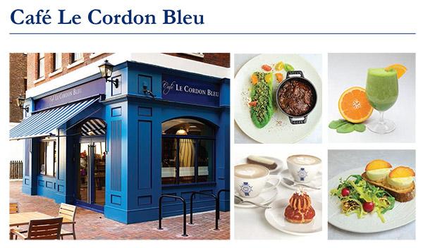 เรียนทำอาหารแบบมืออาชีพ Le Cordon Bleu London study in london uk