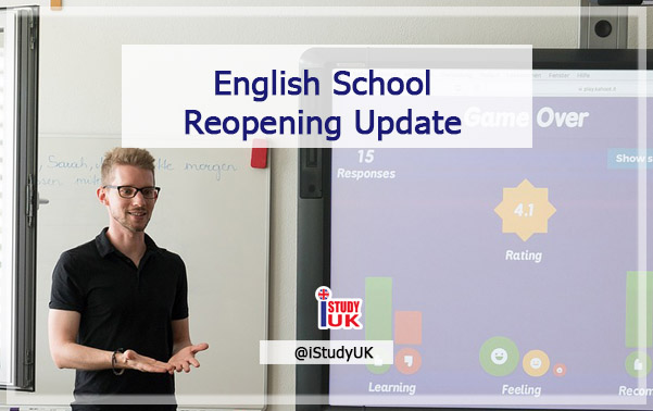 UK English School updated after Covid 19 for 2020