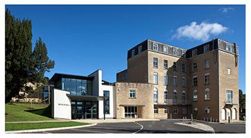 เรียนต่อปริญญาโทอังกฤษ ที่ Bath Spa University UK Sion Hill Campus