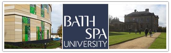 หลักสูตรปริญญาโทเปิดเดือนมกราคม 2559 at Bath Spa University, Bath UK - January Intake 2016