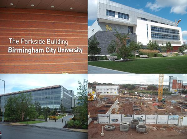 เรียนต่ออังกฤษ ที่ Birmingham City University