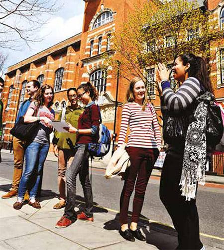 รับปริญญาประเทศอังกฤษ เรียนต่อป.ตรี ป.โทท็อปยูประเทศอังกฤษลอนดอน INTO City University of London Top UK university Rank - กับ เอเยนซี่ I Study UK