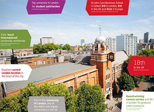 เรียนต่ออังกฤษ Foundation and Pre-Masters City University of London กับ เอเยนซี่ I Study UK ปรึกษาฟรีดูแลตลอดระยะเวลาในต่างแดน
