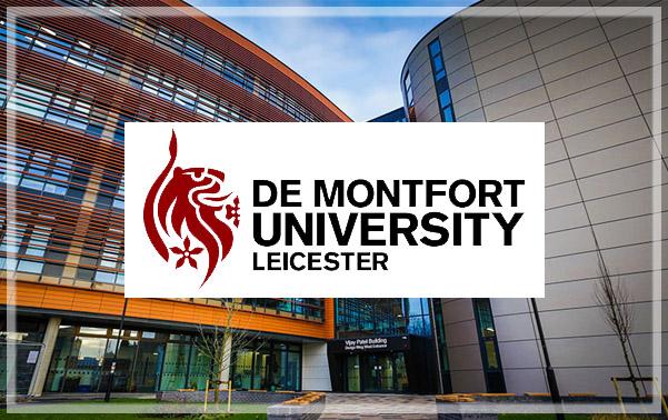 เรียนต่อปริญญาโทประเทศอังกฤษ De Montfort University DMU Leicester UK