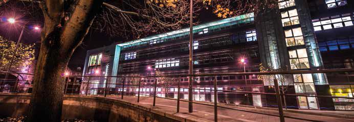De Montfort University DMU Leicester city