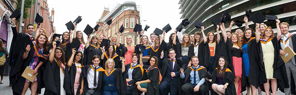 De Montfort University DMU Leicester International Pathway College Success