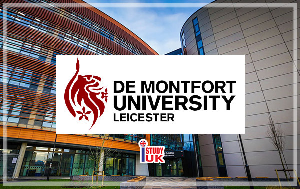 เรียนต่อปริญญาตรีหรือโทประเทศอังกฤษ De Montfort University DMU Leicester UK