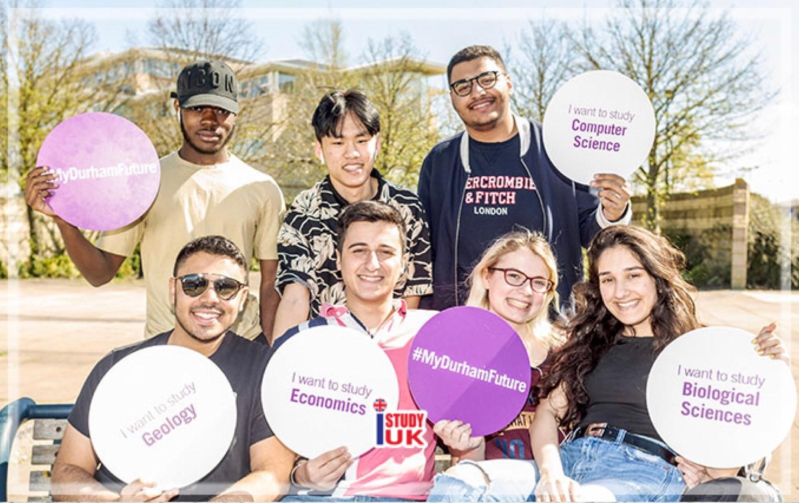 รับปริญญาประเทศอังกฤษ เรียนต่อป.ตรี ป.โทท็อปยูประเทศอังกฤษ Durham University Top UK university Rank - กับ เอเยนซี่ I Study UK