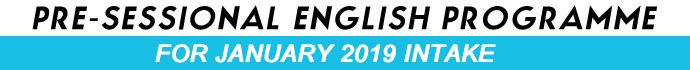 Pre-sessional English Courses at Kingston University London - January Intake 2019