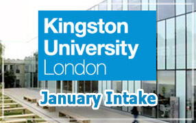 January Intake at Kingston University London ปริญญาโทลอนดอน