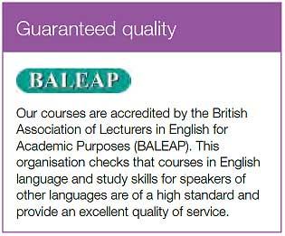 Baleap-Guaranteed Quality-January 2019 at Kingston University London