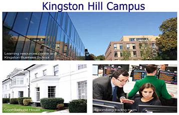 เรียนต่อปริญญาตรีโทประเทศอังกฤษ Kingston University London กับเอเจนซี่เรียนต่ออังกฤษ I Study UK...We focus only UK