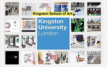 เรียนต่อด้านศิลปะ Art ลอนดอน ประเทศอังกฤษ Kingston School of Art by Kingston University London UK