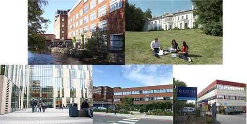 สมัครเรียนต่ออังกฤษ ปริญญาโท ตรี Kingston University London เรียนต่ออังกฤษเมืองปลอดภัย