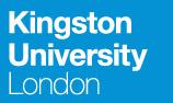 ทุนเรียนต่อปริญญาโทอังกฤษ Kingston University