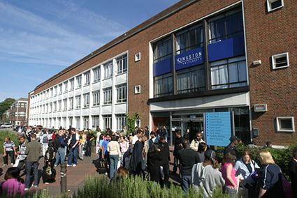 เรียนต่ออังกฤษ ปริญญาโท ตรี Kingston University London